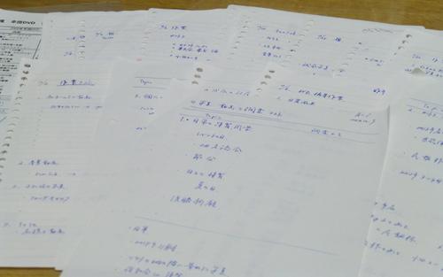 13卒団ビデオ作りの下書き.jpg